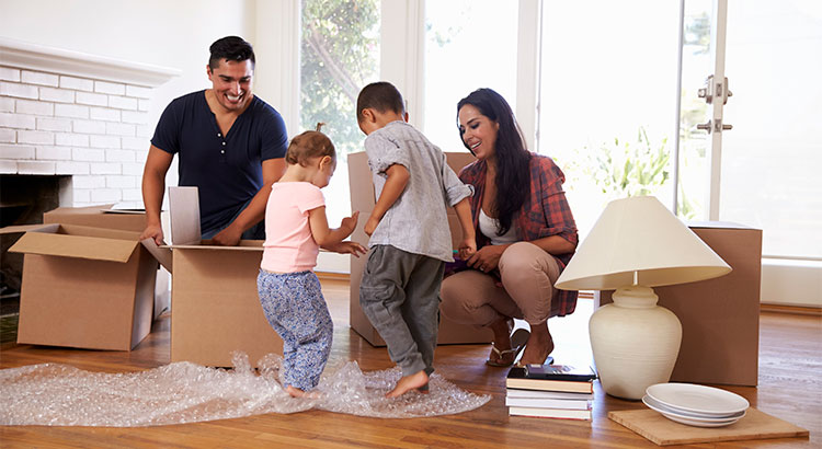 Where Did Americans Move in 2017? [INFOGRAPHIC] | Simplifying The Market